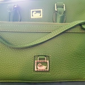 Dooney and bourke purse with clutch